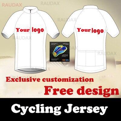 2020 Personalized Customized Bike Uniform Cycling Kit Spring/Autumn Cycling Clothing DIY Jersey Ropa De Hombre Bike Uniform